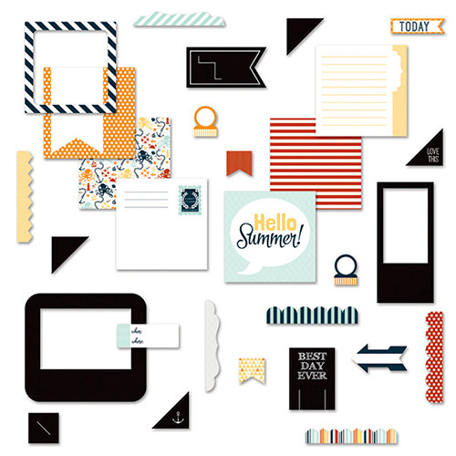 Fancy Pants Designs - Making Waves Collection - Insta Pack