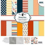 Fancy Pants Designs - Making Waves Collection - 12 x 12 Collection Kit