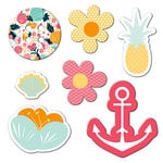 Fancy Pants Designs - Summer Sun Collection - Button Mix
