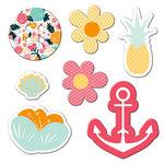 Fancy Pants Designs - Summer Sun Collection - Button Mix