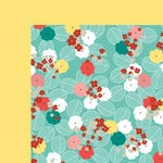Fancy Pants Designs - Happy Place Collection - 12 x 12 Double Sided Paper - Life is Good