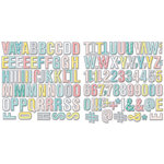 Fancy Pants Designs - Happy Place Collection - Alphabet and Number Pack