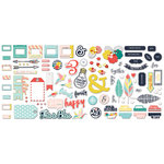 Fancy Pants Designs - Happy Place Collection - Ephemera