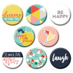 Fancy Pants Designs - Happy Place Collection - Flair