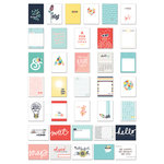 Fancy Pants Designs - Happy Place Collection - Brag Cards