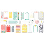 Fancy Pants Designs - Happy Place Collection - Tags