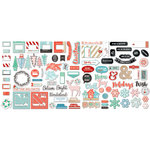 Fancy Pants Designs - Wish Season Collection - Christmas - Ephemera