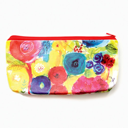 Fancy Pants Designs - Attwell Collection - Planner Pouch - Floral