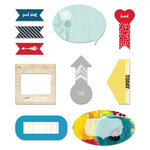 Fancy Pants Designs - Attwell Collection - Sticky Notes