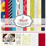 Fancy Pants Designs - Attwell Collection - 12 x 12 Collection Kit