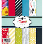 Fancy Pants Designs - Attwell Collection - 6 x 6 Paper Pad