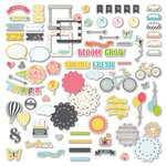 Fancy Pants Designs - Life Is Beautiful Collection - Ephemera Pack