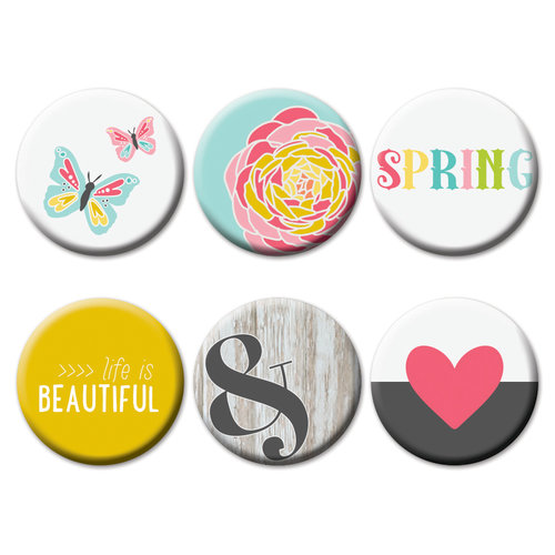 Fancy Pants Designs - Life Is Beautiful Collection - Flair