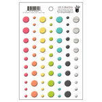 Fancy Pants Designs - Life Is Beautiful Collection - Puffy Stickers - Dot