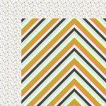 Fancy Pants Designs - Good Fellows Collection - 12 x 12 Double Sided Paper - Treasure