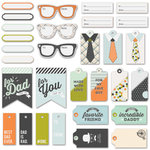 Fancy Pants Designs - Good Fellows Collection - Tags