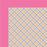 Fancy Pants Designs - Millie and June Collection - 12 x 12 Double Sided Paper - My BFF