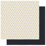 Fancy Pants Designs - Golden Days Collection - 12 x 12 Double Sided Paper - Sweater Weather