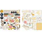 Fancy Pants Designs - Golden Days Collection - Ephemera