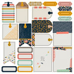 Fancy Pants Designs - Golden Days Collection - Gift Tags and Labels