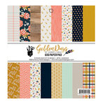 Fancy Pants Designs - Golden Days Collection - 6 x 6 Paper Pad