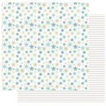 Fancy Pants Designs - Merry and Bright Collection - Christmas - 12 x 12 Double Sided Paper - Winter Wonderland
