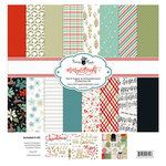 Fancy Pants Designs - Merry and Bright Collection - Christmas - 12 x 12 Collection Kit