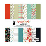 Fancy Pants Designs - Merry and Bright Collection - Christmas - 6 x 6 Paper Pad