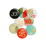 Fancy Pants Designs - Merry and Bright Collection - Christmas - Flair