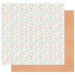 Fancy Pants Designs - Joy Parade Collection - 12 x 12 Double Sided Paper - Sprinkle Some Joy