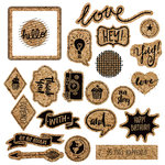 Fancy Pants Designs - Joy Parade Collection - Cork Pack