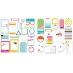Fancy Pants Designs - Joy Parade Collection - Tags and Labels Pack