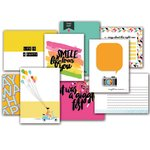 Fancy Pants Designs - Joy Parade Collection - Brag Cards