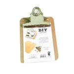Fancy Pants Designs - Craft Edition Collection - The Perfect DIY Clipboard - 6 x 6