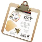 Fancy Pants Designs - Craft Edition Collection - The Perfect DIY Clipboard - 4 x 5