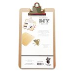 Fancy Pants Designs - Craft Edition Collection - The Perfect DIY Clipboard - 6 x 10