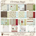 Fancy Pants Designs - Christmas Magic Collection - 12 x 12 Paper Kit