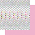 Fancy Pants Designs - Sweet Nothings Collection - 12 x 12 Double Sided Paper - Happy Mail