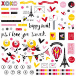 Fancy Pants Designs - Sweet Nothings Collection - Ephemera