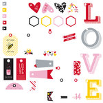 Fancy Pants Designs - Sweet Nothings Collection - Tags
