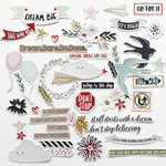 Fancy Pants Designs - Dream Big Collection - Ephemera