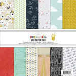 Fancy Pants Designs - Dream Big Collection - 6 x 6 Paper Pad