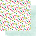 Fancy Pants Designs - Hello Sunshine Collection - 12 x 12 Double Sided Paper - Feeling Good