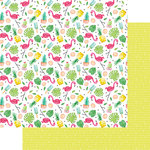 Fancy Pants Designs - Hello Sunshine Collection - 12 x 12 Double Sided Paper - Summer Fun