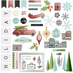 Fancy Pants Designs - Holiday Hustle Collection - Christmas - Ephemera