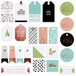 Fancy Pants Designs - Holiday Hustle Collection - Christmas - Tags and Labels