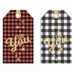 Fancy Pants Designs - Holiday Hustle Collection - Christmas - Gift Tags