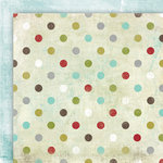 Fancy Pants Designs - Christmas Magic Collection - 12 x 12 Double Sided Paper - Good Cheer, CLEARANCE