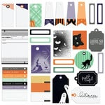 Fancy Pants Designs - Spellbound Collection - Halloween - Tags and Labels