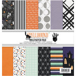 Fancy Pants Designs - Spellbound Collection - Halloween - 6 x 6 Paper Pad